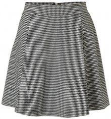 Jacqueline de Yong Dámská sukně JDYHALEY SKIRT JRS Black Checks XS