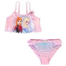 Dívčí dvoudílné plavky Character