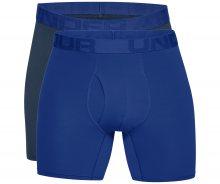 Tech™ Mesh 6\'\' Boxerky Under Armour   Modrá   Pánské   XL