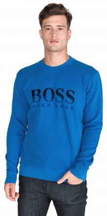 Weaver Mikina BOSS Hugo Boss | Modrá | Pánské | L