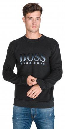 Weaver Mikina BOSS Hugo Boss | Černá | Pánské | L