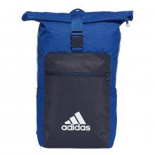 adidas Youth Athletics Core Backpack modrá Jednotná