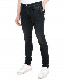 Anbass Jeans Replay | Černá | Pánské | 32/34
