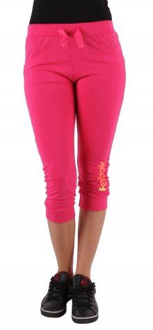 Dívčí teplákové kalhoty Reebok