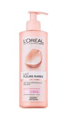 L´Oréal Paris Odličovací mléko s výtažky vzácných květů pro suchou a citlivou pleť Skin Expert 400 ml