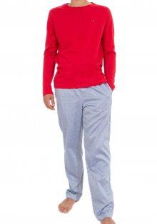 Pánské pyžamo Tommy Hilfiger UM0UM01599 XL Červená