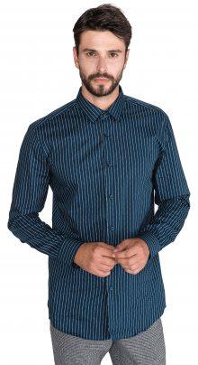 Isko Košile Hugo Boss | Modrá | Pánské | 41