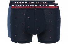Boxerky 2 ks Tommy Hilfiger   Modrá   Pánské   S