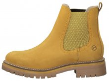 Tamaris Dámské kotníkové boty 1-1-25474-23-627 Saffron 36