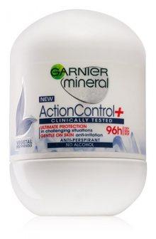 Garnier Kuličkový antiperspirantMineral Action Control + Clinically Tested 50 ml