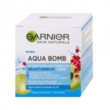 Garnier Denní hydratační antioxidační gelový krém 3v1 Skin Naturals (Aqua Bomb) 50 ml