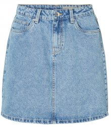 Vero Moda Dámská sukně Kathy Hr Short Denim Skirt Mix Light Blue Denim L