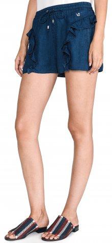 Šortky Versace Jeans | Modrá | Dámské | M