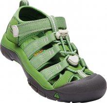 KEEN Dětské sandály Newport H2 Rainbow Pack Fluorite Green KIDS 24