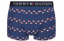 Boxerky Tommy Hilfiger   Modrá   Pánské   S
