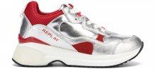 Camrose Tenisky Replay | Červená Stříbrná | Dámské | 36