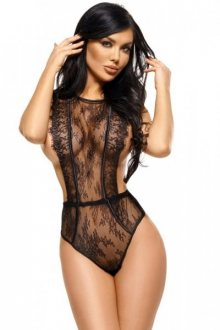 Beauty Night Emiliana black Body L/XL černá
