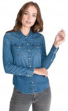 Ultimate Western Košile Levi\'s | Modrá | Dámské | M