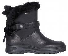 GEOX Dámské sněhule D Hosmos B Abx Black D84AUC-04611-C9999 37
