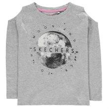 Dívčí tričko Skechers