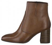 Tamaris Dámské kotníkové boty 1-1-25076-23-305 Cognac 36