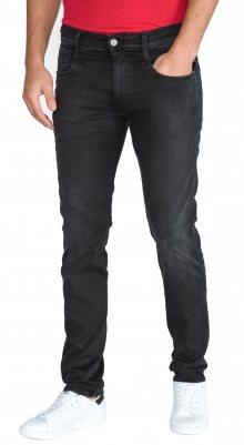 Anbass Jeans Replay | Černá | Pánské | 31/34