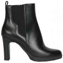 GEOX Dámské kotníkové boty D Annya High Black D94AEA-00043-C9999 36