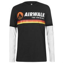 Pánské volnočasové tričko Airwalk