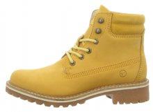 Tamaris Dámské kotníkové boty 1-1-25242-23-627 Saffron 37