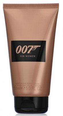 James Bond James Bond 007 Woman - tělové mléko 150 ml