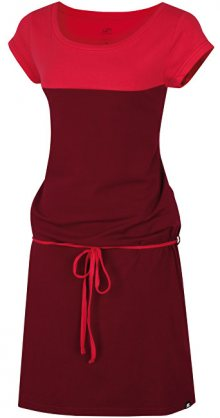 Hannah SLEVA - Dámské šaty Tyene Beaujolais