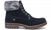 Alaska Kotníková obuv Wrangler | Černá Modrá | Dámské | 36