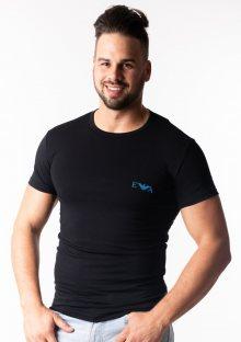 Pánské tričko Emporio Armani 111670 9P715 Černá