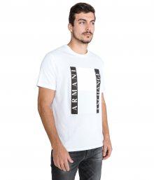 Triko Armani Exchange | Bílá | Pánské | L