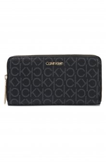 Must Large Peněženka Calvin Klein | Černá | Dámské | UNI