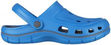 Coqui Pánské pantofle Jumper Sea Blue/Dk.Grey 6351-100-4725 41