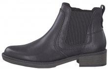 Tamaris Dámské kotníkové boty 1-1-25012-23-007 Black Uni 36
