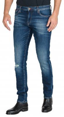 J14 Jeans Armani Exchange   Modrá   Pánské   29