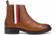 Kotníková obuv Tommy Hilfiger | Hnědá | Dámské | 36
