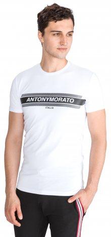 Triko Antony Morato | Bílá | Pánské | M