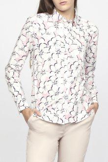Košile GANT O1. VOILE ORCHIDE SHIRT