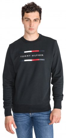 Mikina Tommy Hilfiger | Černá | Pánské | M