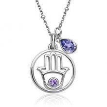 Brosway Stříbrný náhrdelník New Age G9NA05 (řetízek, přívěsek)