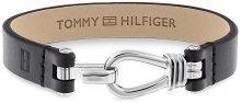Tommy Hilfiger Pánský kožený náramek TH2701053