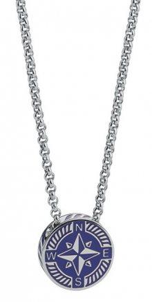 Brosway Pánský ocelový náhrdelník Nautilus BNU01