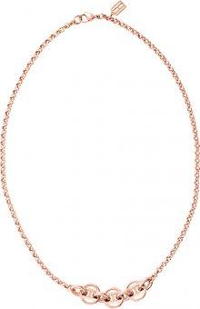 Tommy Hilfiger Dámský náhrdelník v barvě růžového zlata TH2700633
