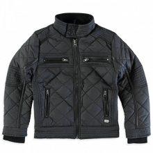 Cars Jeans Pánská černá bunda Craydon Black 4016401 L