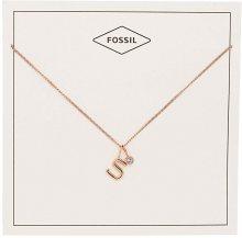 Fossil Bronzový náhrdelník \