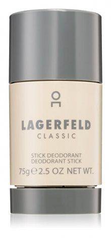 Karl Lagerfeld Classic - tuhý deodorant 75 ml