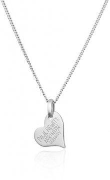Paul Hewitt Stříbrný náhrdelník se srdíčkem PH-HN-S (řetízek, přívěsek)